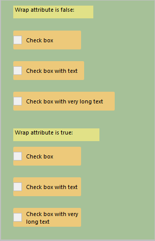 React Nested Checkboxes